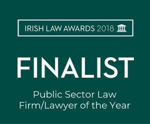 Public Sector Law Firm Lawyer of the Year 2018